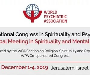 International Congress in Spirituality and Psychiatry 4th Global Meeting in Spirituality and Mental Health