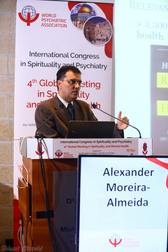 Alexander Moreira Almeida